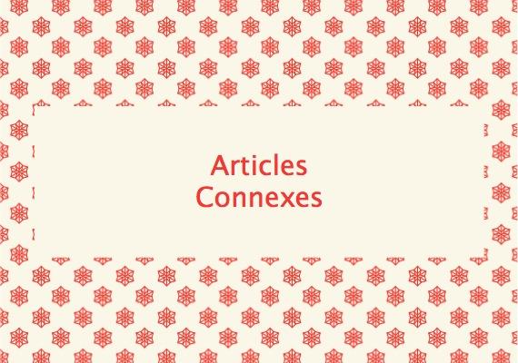 Kombi articles connexes