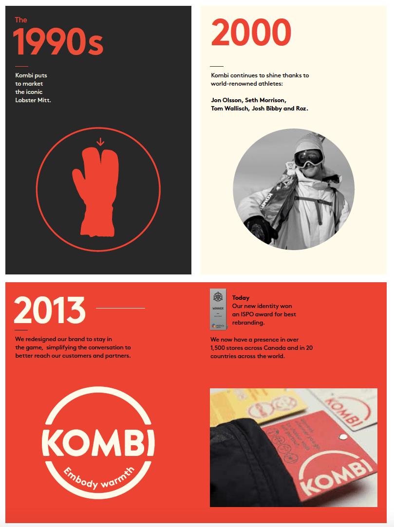 KOMBI story