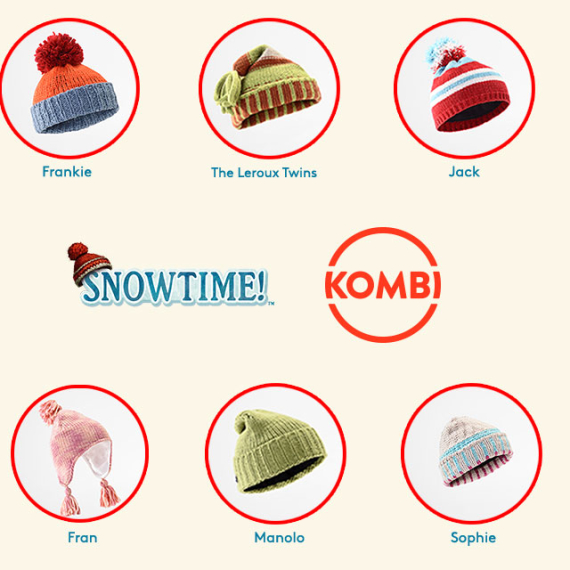 Get your snow game on.