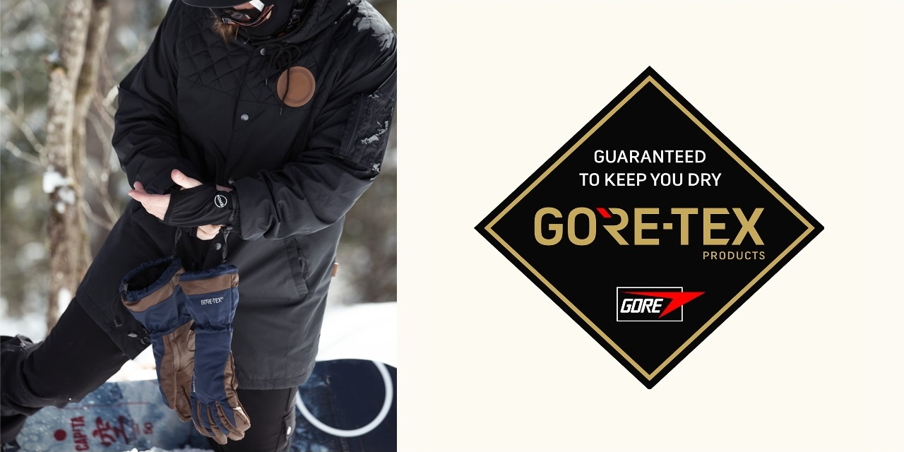 How do GORE-TEX gloves keep you warm?