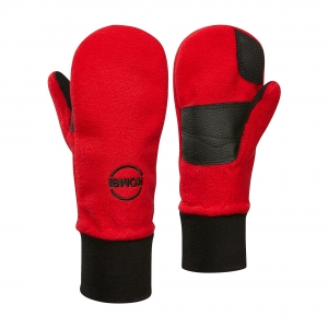 Kombi's windguardian mitts for kids