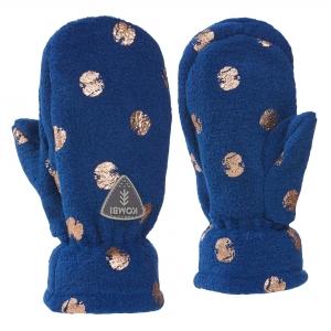 KOMBI Cheery Wool Blend children mittens