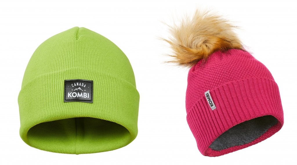 KOMBI hats made in canada
