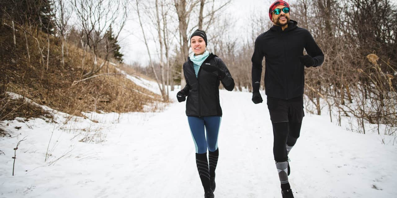 Cold weather running: Tips for Canadian winters