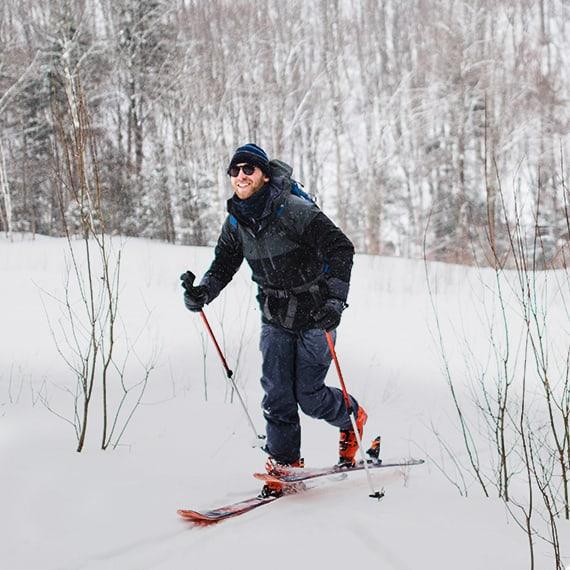 Kombi - Essentiels pour le ski de randonnée